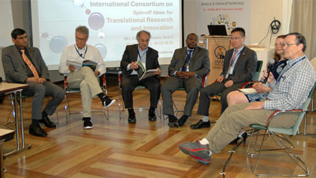 International Consortium on Advanced Functional Materials