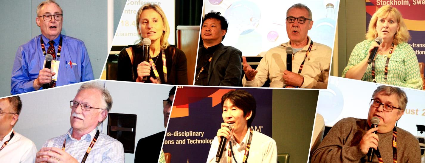 Delegates at the AMC consortium   EAMC 2020