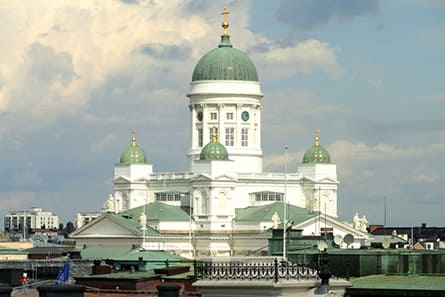 Guided tours of Helsinki