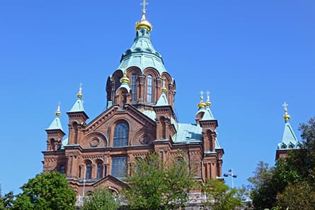 Uspenski Orthodox Cathedrals