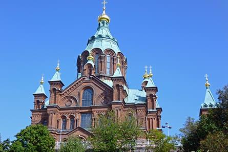 Uspenski Orthodox Cathedrals