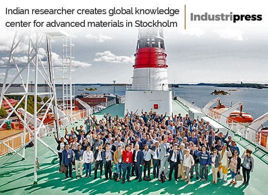 Advanced Materials Congress Takes a 'Knowledge Experience' Cruise