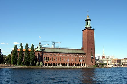 Trip to the Historical Monuments in Skockholm