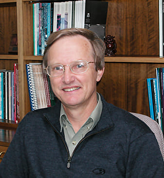 Prof. Jim Williams, Australian National University, Canberra Australia