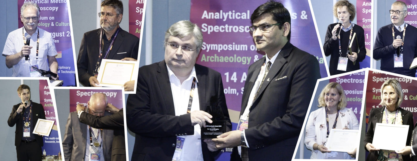 Delegates honored with IAAM awards at IAAM felicitation ceremony | EAMC 2020