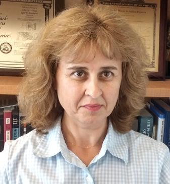 Prof. Lilia Woods, University of South Florida, USA