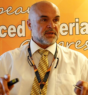 Prof. Oleksandr Bondarchuk, International Liberian Nanotechnology Laboratory, Portugal