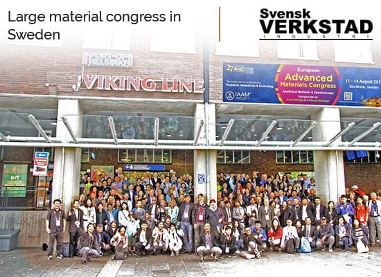 Researchers and Decision Makers at Global Congress Stockholm