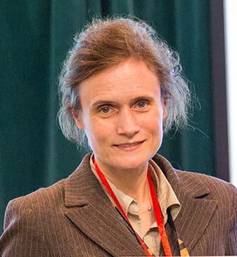 Prof. Christina Graf,University of Applied Sciences Darmstadt, Germany
