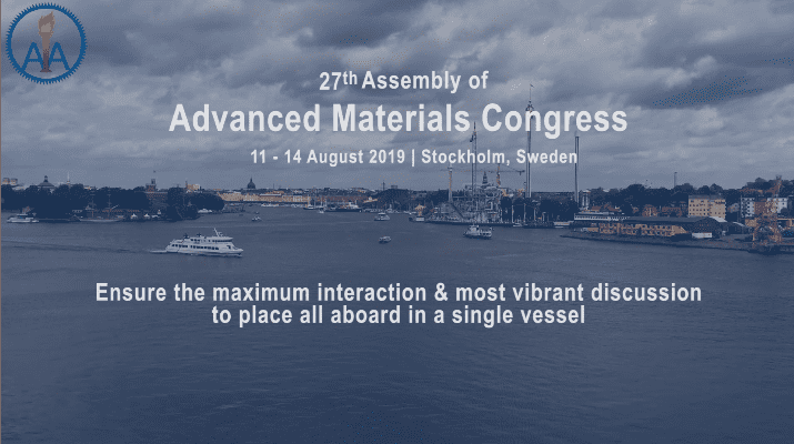 Knowledge Experience at Sea | Advanced Materials Congress