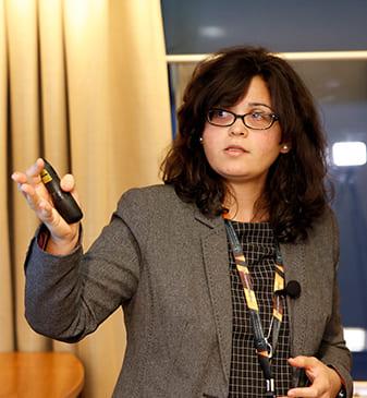 Dr. Tania Cova, University of Coimbra, Portugal