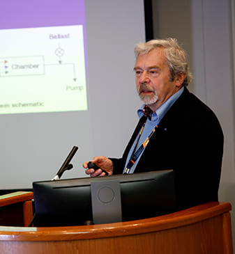 Prof. Marek Godlewski, Polish Academy of Sciences, Poland