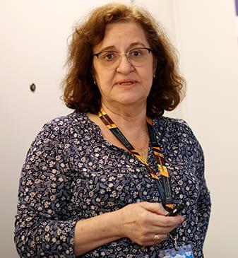 Prof. Nelcy Mohallem, Universidade Federal de Minas Gerais, Brazil