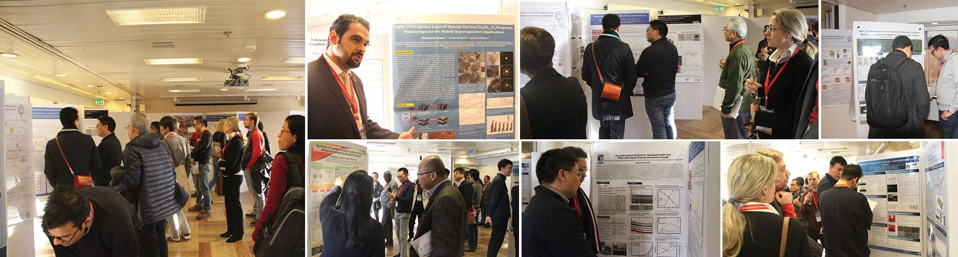 Most vibrant discussions to strengthen Advancement of Materials to Global Excellence